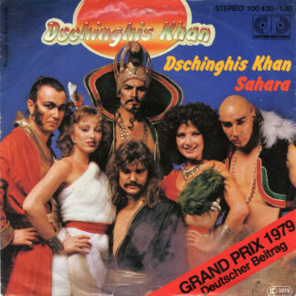 "Dschinghis Khan - Dschinghis Khan / Sahara (7"", Single)"