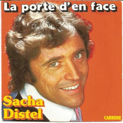 "Sacha Distel - La Porte D'en Face (7"", Single)"