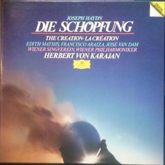 Joseph Haydn - Wiener Singverein, Berliner Philharmoniker, Herbert von Karajan - Die Schöpfung · The Creation · La Création (Box + 2xLP)