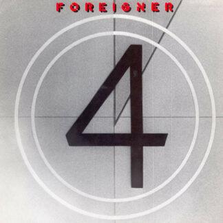 Foreigner - 4 (LP, Album)