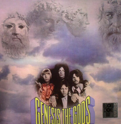 The Gods (2) - Genesis (LP, Album, Mono, RE, S/Edition, Spl)