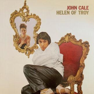 John Cale - Helen Of Troy (LP, Album, RE, Gat)
