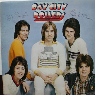 Bay City Rollers - Rollin' (LP, Album, Sil)