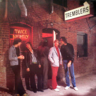 The Tremblers - Twice Nightly (LP, Album)