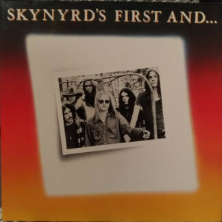 Lynyrd Skynyrd - Skynyrd's First And... Last (LP, Album, RE, Gat)