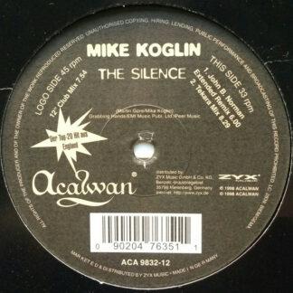 """Mike Koglin - The Silence (12"""")"""