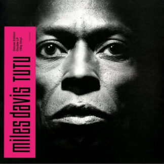 Miles Davis - Tutu (LP, Album, RE, RM + LP, Album + Dlx)