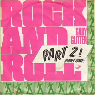 "Gary Glitter - Rock And Roll Part 2! (7"", Single)"