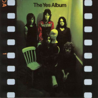 Yes - Time And A Word (LP, Album, RE)