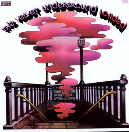 The Velvet Underground - Loaded (LP, Album, Ltd, RE, 180)