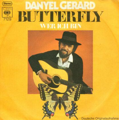 "Danyel Gerard* - Butterfly (Deutsche Originalaufnahme) (7"", Single)"