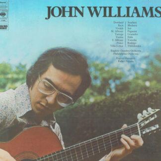John Williams (7) - John Williams (3xLP, Comp + Box)