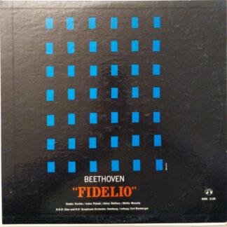 Beethoven*, Gladys Kuchta, Melitta Muszely, Julius Patzak, Heinz Rehfuss, NDR Chor, NDR Sinfonieorchester, Carl Bamberger - Fidelio (2xLP)