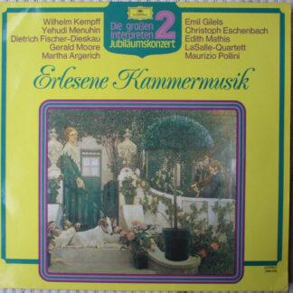 Various - Die Großen Interpreten 2 - Jubiläumskonzert - Erlesene Kammermusik (LP, Comp)