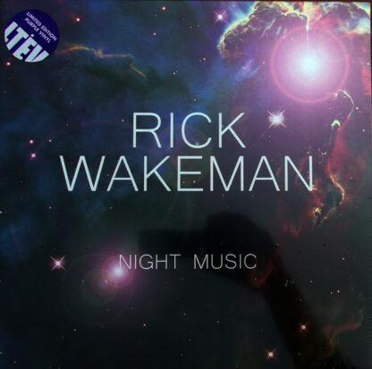 Rick Wakeman - Night Music (LP, Album, Ltd, Pur)