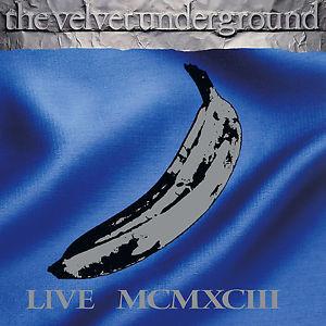 The Velvet Underground - Live MCMXCIII (4xLP, Album, Ltd, RE, Blu)