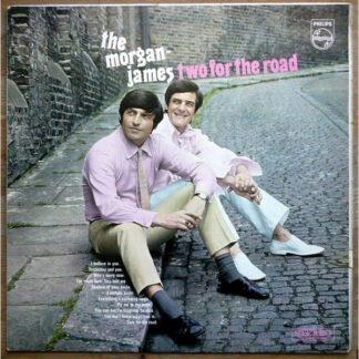 The Morgan-James - Two For The Road (LP, Album)