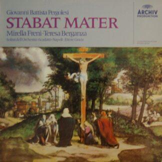 Giovanni Battista Pergolesi - Stabat Mater (LP, Club)
