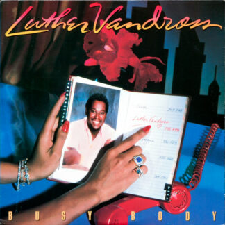 Luther Vandross - Busy Body (LP, Album, Car)