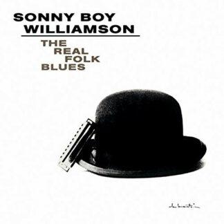 Memphis Slim - The Real Folk Blues (LP, Album, RE, 140)