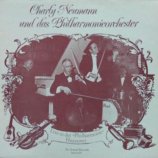 Charly Neumann (2) Und Das Philharmonieorchester - Live In Der »Philharmonie« Hannover (LP, Album)