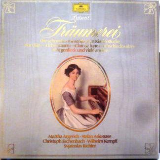 Various - Träumerei (Die Schönsten Romantischen Klavierstücke) (2xLP, Comp + Box)