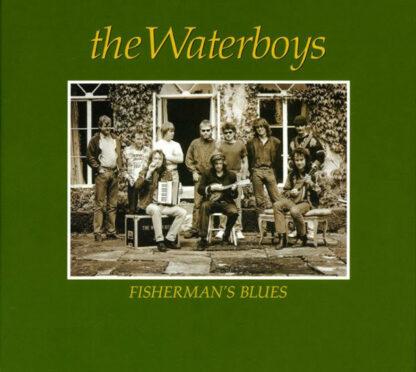 The Waterboys - Fisherman's Blues (LP, Album, RE, 180)