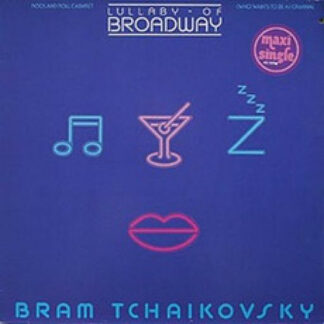 "Bram Tchaikovsky - Lullaby Of Broadway (12"", Single)"
