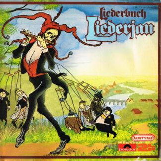 Liederjan - Liederbuch (2xLP, Comp)