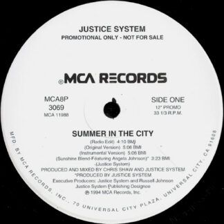 Justice System - Summer In The City (12