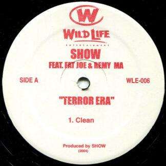 "Show* - Terror Era (12"", M/Print)"