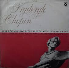 Fryderyk Chopin* - XI Międzynarodowy Konkurs Im. F. Chopina - Warszawa 1985 (LP)