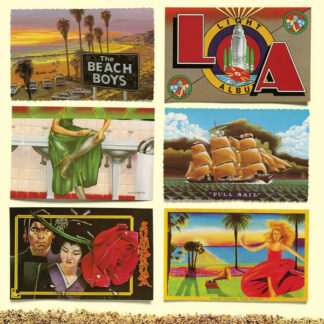 The Beach Boys - L.A. (Light Album) (LP, Album, RE)