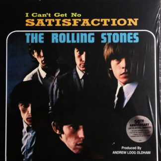 "The Rolling Stones - I Can't Get No Satisfaction (12"", Single, Mono, Ltd, Num, RE, 180)"