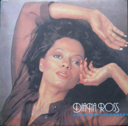 Diana Ross - Diana Ross (LP, Comp,  Mu)