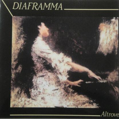 """Diaframma - Altrove  (12"""", EP, Ltd, Num, RE, Blu)"""