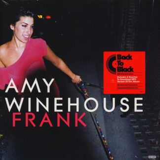 Amy Winehouse - Frank (LP, Album, RE, RM, 180)