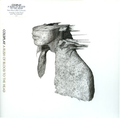 Coldplay - A Rush Of Blood To The Head (LP, Album, RE, Gat)