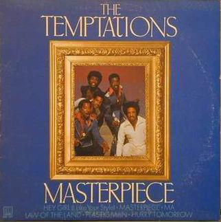 Temptations* - Masterpiece (LP, Album)