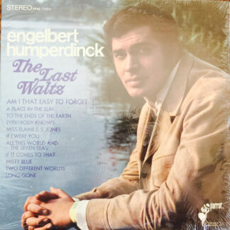 Engelbert Humperdinck - The Last Waltz (LP, Album)