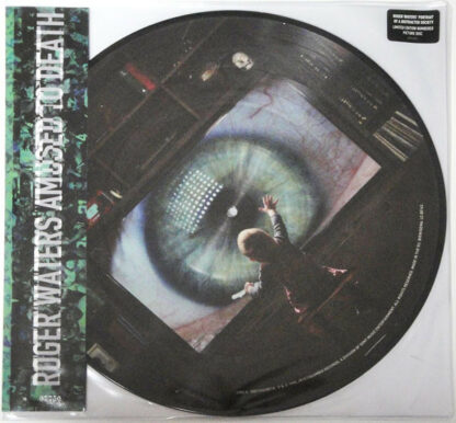 Roger Waters - Amused To Death (2xLP, Album, Ltd, Num, Pic, RE, RM)