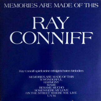Ray Conniff - Memories Are Made Of This (LP, Comp)