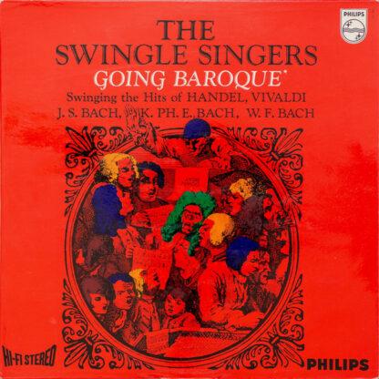 The Swingle Singers* - Going Baroque (LP)