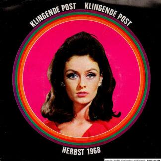 "Various - Klingende Post Herbst 1968 (7"", Mixed, Promo, Smplr)"