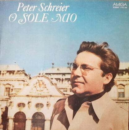 Peter Schreier - O Sole Mio (LP, Album, Red)