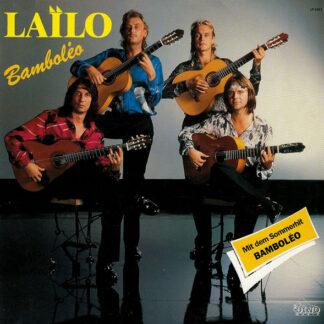 Laïlo* - Bamboléo (LP, Album)
