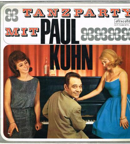Paul Kuhn - Tanzparty Mit Paul Kuhn (LP, Album, Club)