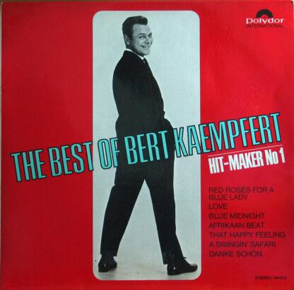 Bert Kaempfert - The Best Of Bert Kaempfert (Hit-Maker No 1) (LP, Comp)
