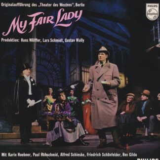 Various - My Fair Lady (LP, Mono)