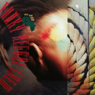 Various - Funky Reggae Crew (Strictly Hip-Hop-Reggae Fusion) (LP, Comp)